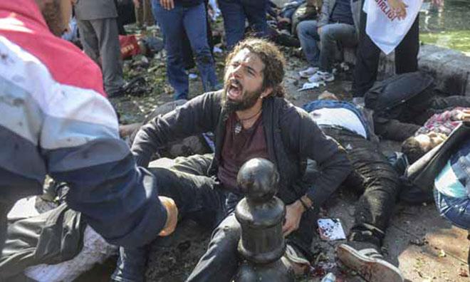 Ankara Katliamında 7 Ölümcül Günah