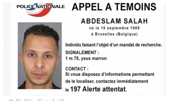 Paris'ten Kaçan IŞİD Bombacısı Aranıyor