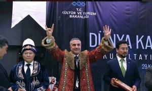 Organize Türk Hakanı