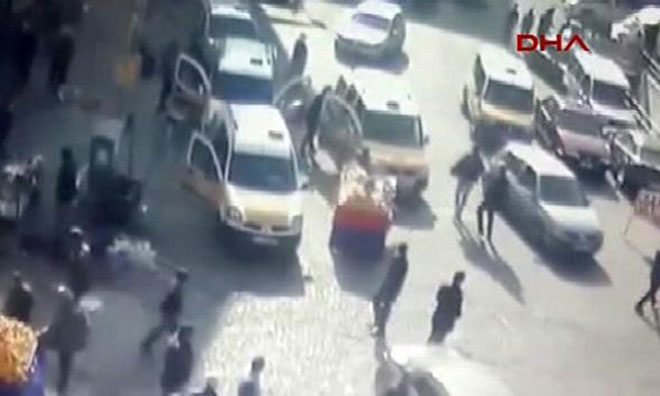 Sivil Polis Çıktı