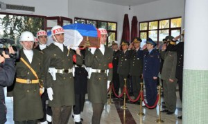 Rus Pilota Askeri Tören