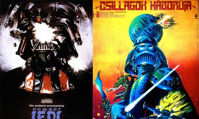 Star Wars Posterleri