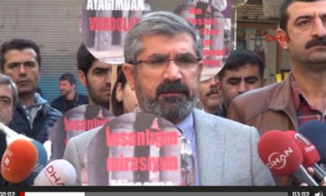 Deforme Mermi Ankara'da