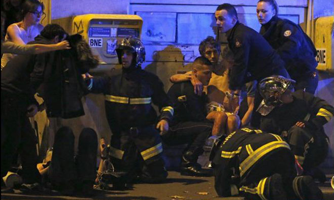 Kare Kare Paris Saldırısı