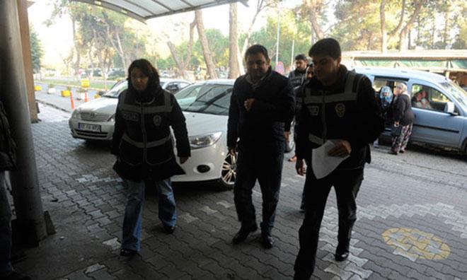 Sedat Laçiner Gözaltında