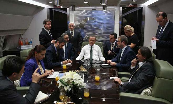 Erdoğan'ın Derdi Putin