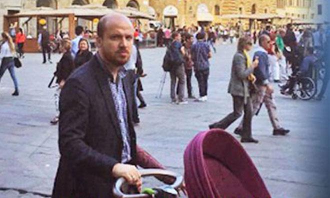İtalya'da Bilal Erdoğan İçin Suç Duyurusu