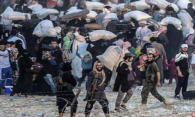 IŞİD Bumerangı
