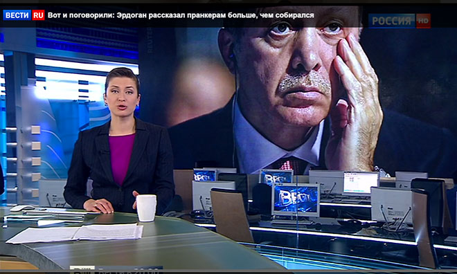 Rusya İşletilen Erdoğan'la Dalga Geçiyor