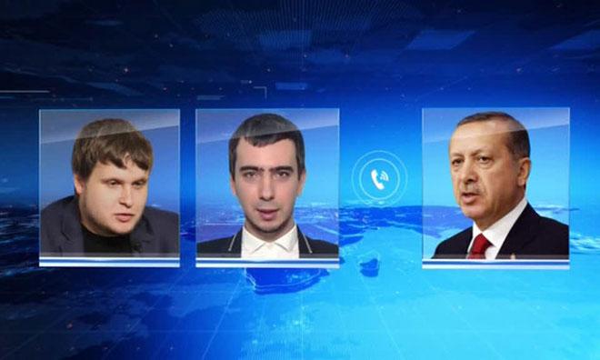 Bu da Oldu. Ruslar Erdoğan'ı İşletti