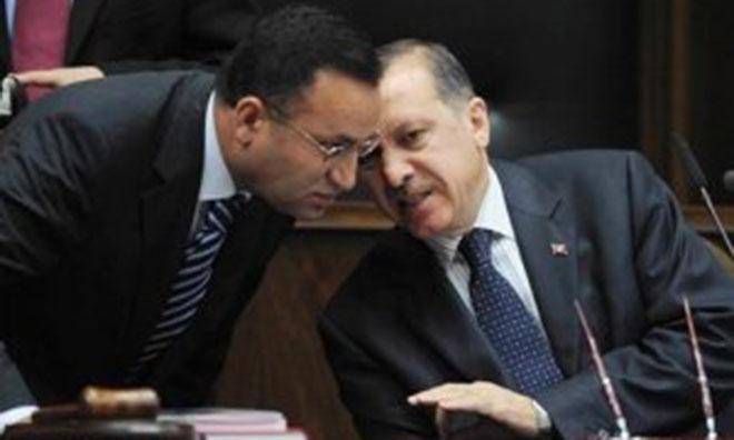 Adaletin Değil Saray'ın Bakanı