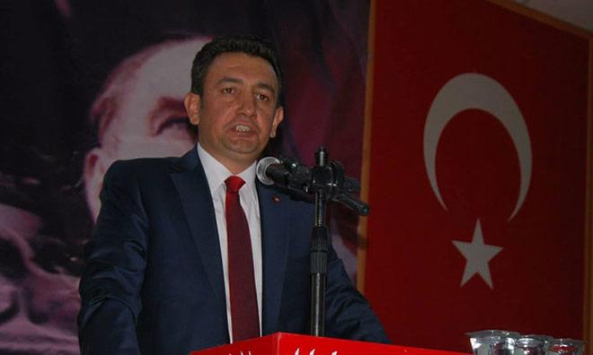 Karaman CHP İl Başkanı: Vaktim Olmadı
