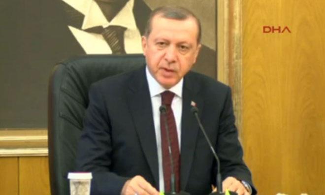 Erdoğan: Rıza Bey..Hımm Kara Para...