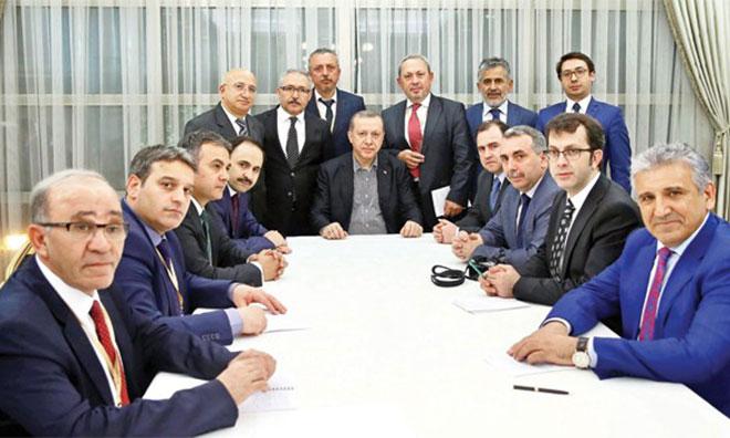 Erdoğan'dan Savcıya Skandal Talimat
