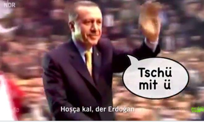 Erdoğan'ı Kızdıran Şarkı