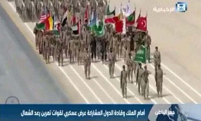 Türk Askeri Figüran Yapıldı