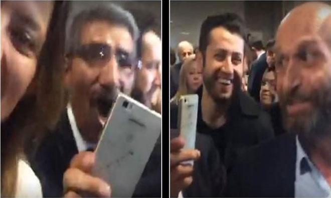 """Adliye Koridorunda """"Erdoğanca"""" Tepki"""