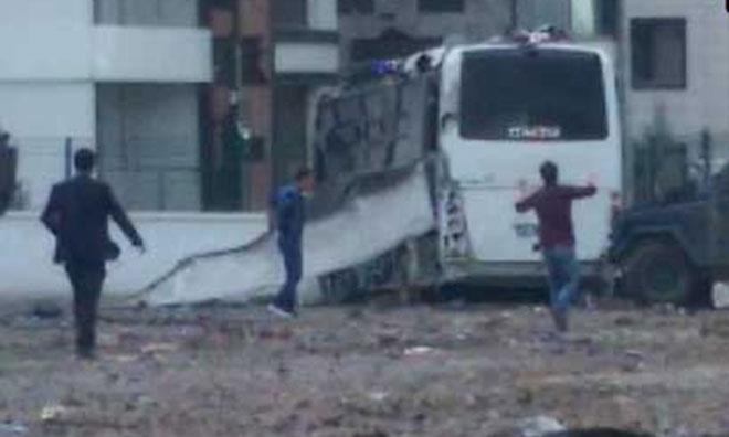 Saldırıyı PKK Üstlendi