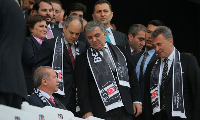 Orantısız Erdoğan Sevdası