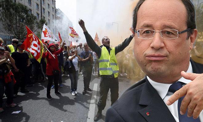 Fransa'da İsyan