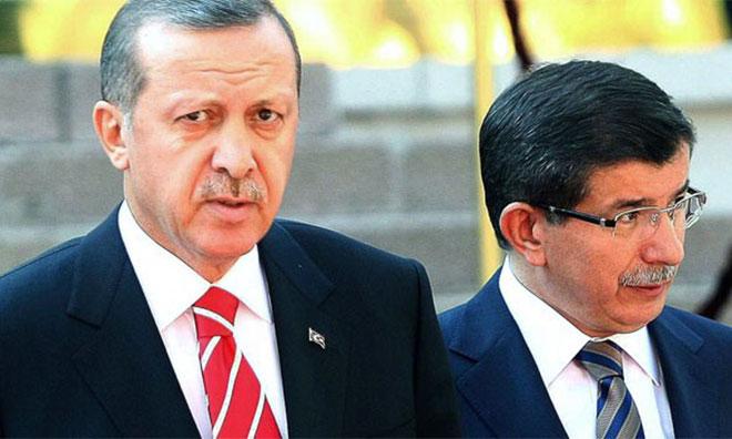 Erdoğan AKP'de Darbe Yaptı