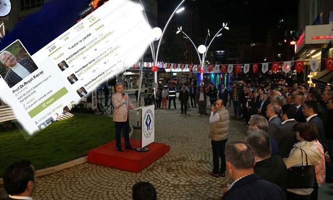 Saray'ın Belediye Başkanı