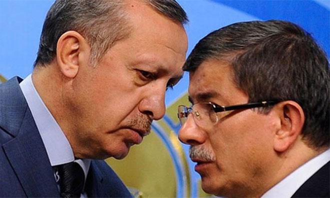 RTE-Davutoğlu Taht Oyunu Belaltına İndi