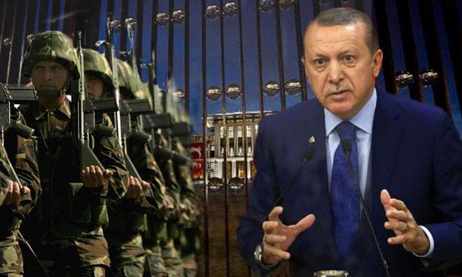 Erdoğan'ın Darbe Korkusu