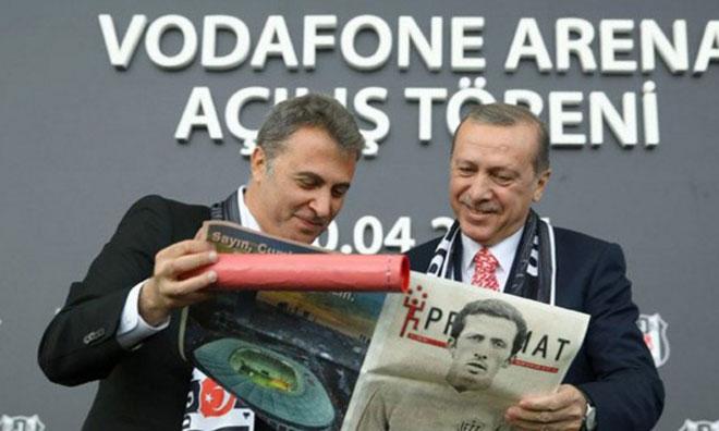 Beşiktaş'a Biat Kadrosu