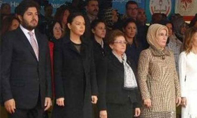Emine Erdoğan'ın Vakfına Para Yağdırmış