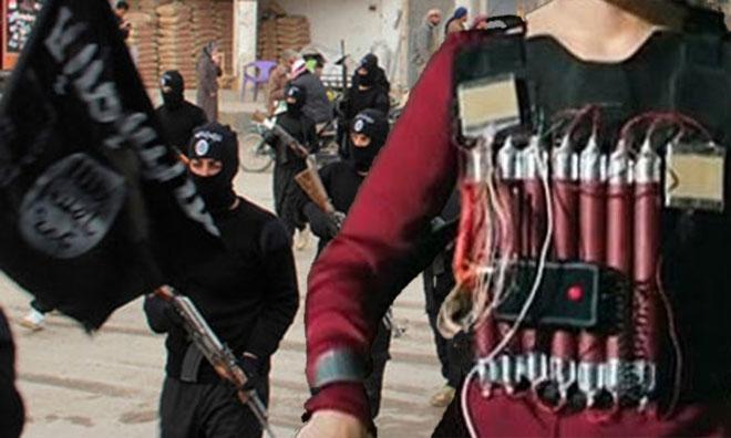 IŞİD 15 Canlı Bombayı Diyarbakır'a Gönderdi