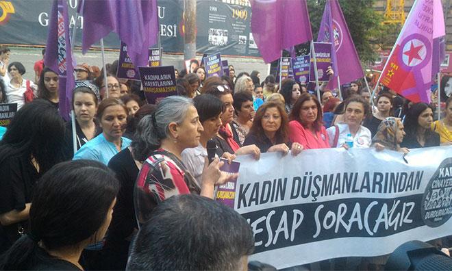 Kadınlar Erdoğan'a Seslendi