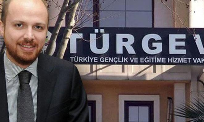 Bilal'in TÜRGEV'ine MHP Kıyağı