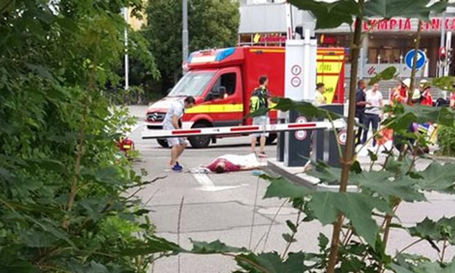Almanya'da Terör Paniği