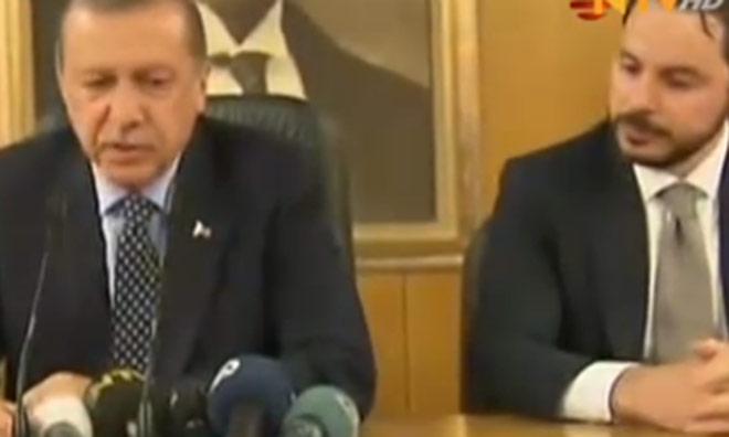 Erdoğan 5 Saat Sonra Yeniden Konuştu