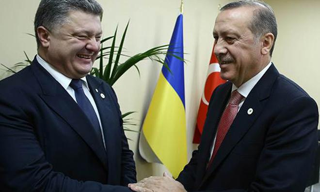 Rusya İle Barışınca Ukrayna'yı Unuttu