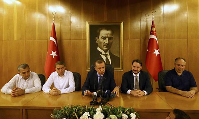 'Erdoğan Ne zaman Öğrendi?' Tartışmalarını Bitirecek Görüntü