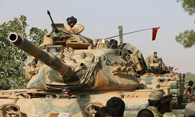 """""""ABD Türkiye'nin Ağzına Bir Parmak Bal Çaldı"""""""