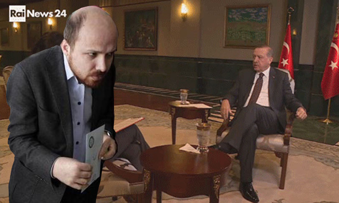 Erdoğan'dan İtalya'ya Bilal Tehdidi