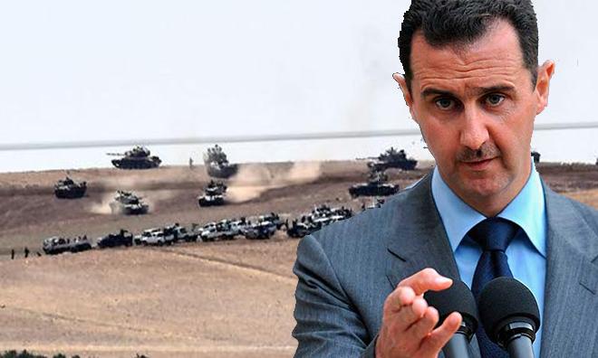 """""""Suriye'nin Egemenliğinin İhlalidir, Kınıyoruz"""""""