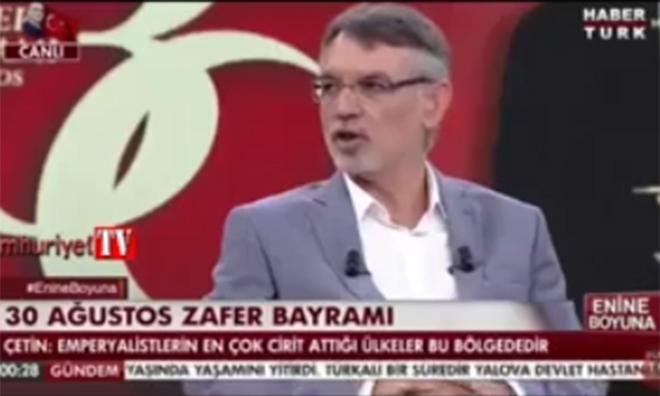 """""""30 Ağustos Gecesi Atatürk'ü Tartışmam"""""""