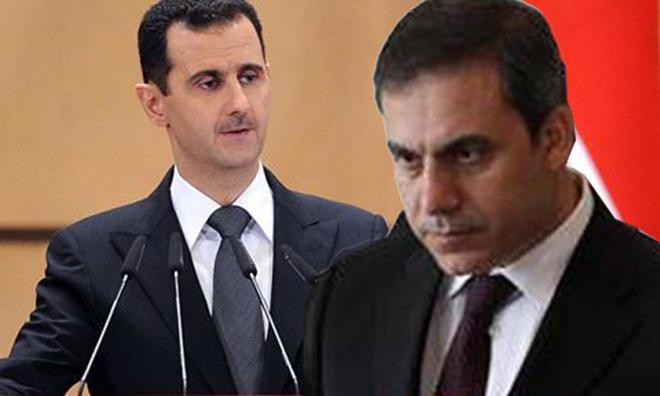 """""""MİT Şam'da El Muhaberat İle Görüştü"""""""