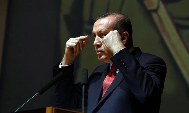Meğer Erdoğan Kandırılmamış