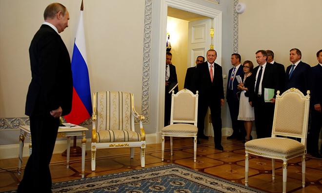Rusya'ya 5 Milyar Dolar UçakTazminatı
