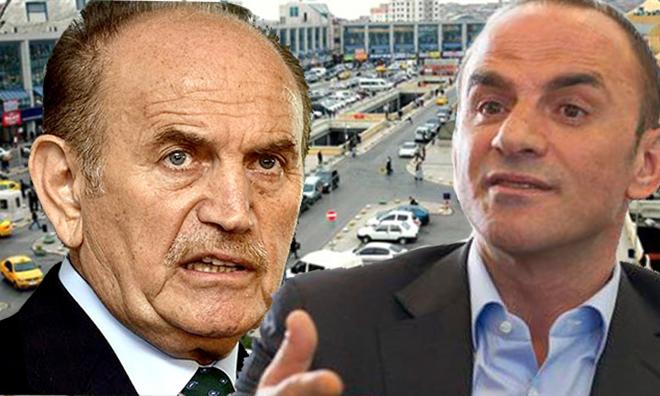 AKP'de Güç Savaşı