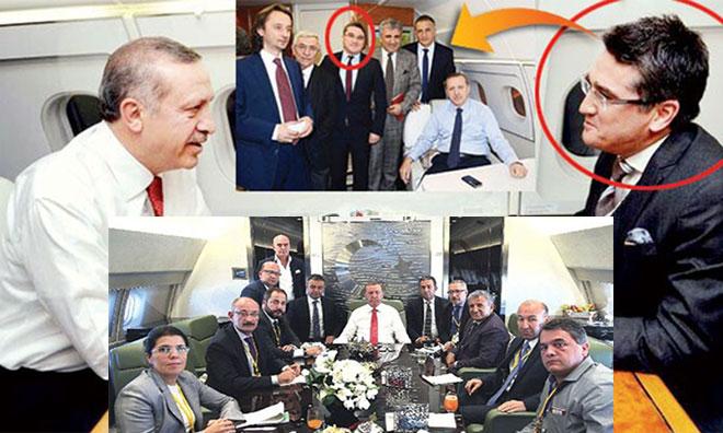 Kritik 2 Kişi Ve Onlar Erdoğan'ın Uçağında