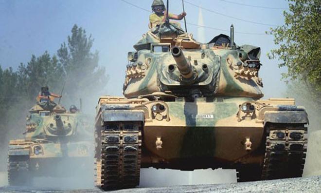 IŞİD 2 Türk Tankını Daha Vurdu: 3 Şehit