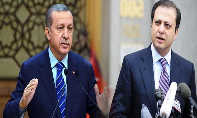 Bharara'dan Erdoğan'a Hindili Gönderme