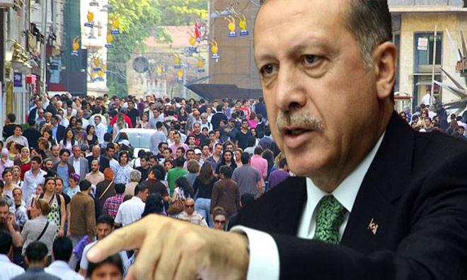 "AKP'li Olmayan Herkes ""Terörist"""