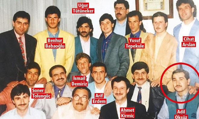Hava Kuvvetleri İmamı Galatasaraylı Futbolcularla